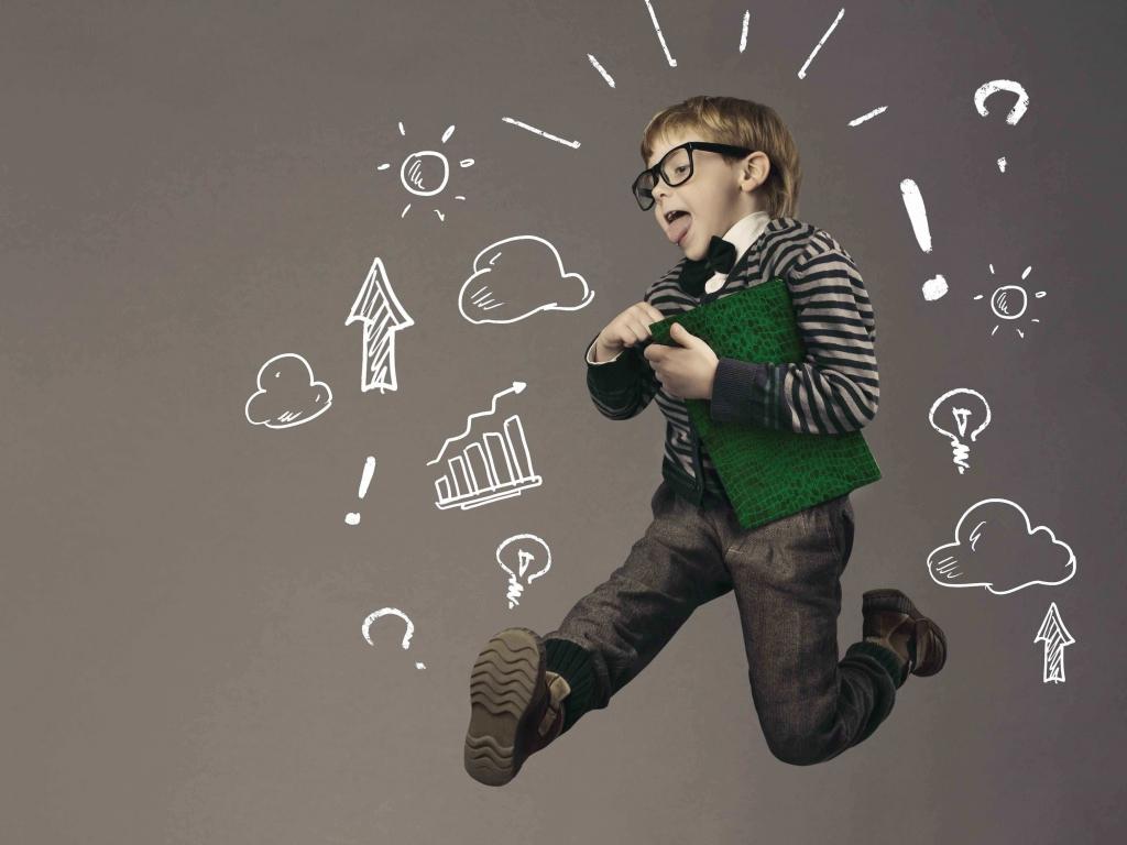 Bambini diversamente intelligenti